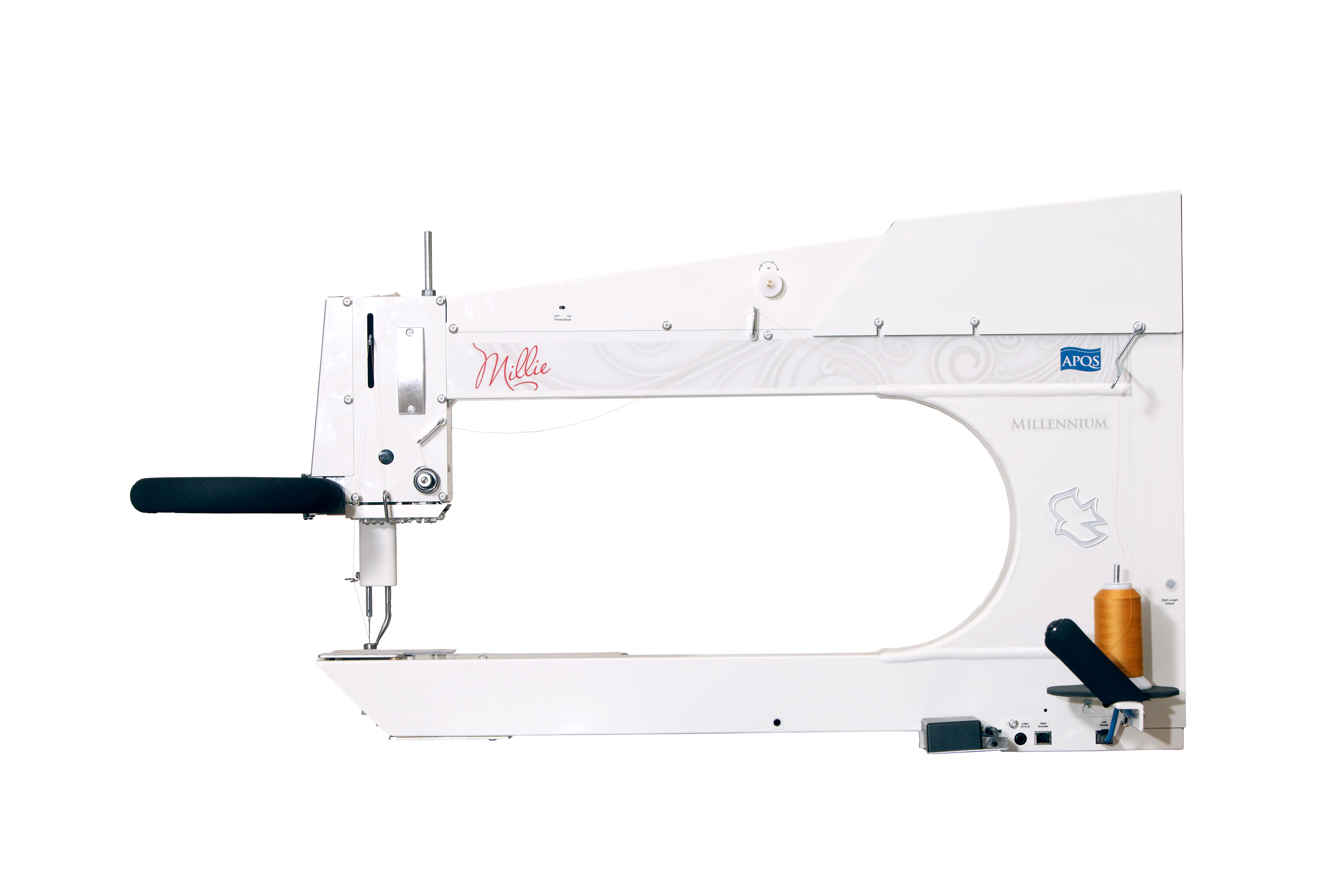 longarm machine